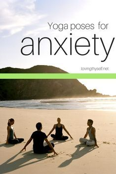 Feeling a little more anxious then normal lately? Or just always suffer from anxiety and panic attack? Have you ever tried yoga to ease your nervous system? I have just the cure. Yoga for anxiety. #yoga #anxiety #for beginners #remedies #stress #relief #h