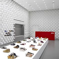 Camper store in New York by Nendo