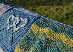 July 2014. The Blanket for jchocchip