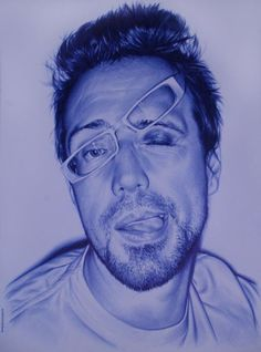photorealistic-drawings created with a Bic pen« enpundit-4 (via Craftgawker)
