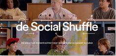#EduTip: Nieuwe digibordtool Social Shuffle | maak de klas leuker en socialer met een nieuwe klassenopstelling: http://www.schoolbordportaal.nl/de-social-shuffle-hussel-de-klasopstelling.html #onderwijs #digibord