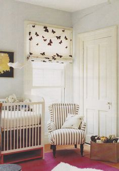 Window Treatments for Nurseries and Children's Rooms