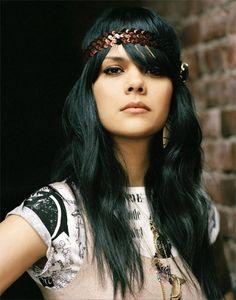 Bat For Lashes (Natasha Khan) - Listen at http://soundcloud.com/batforlashes