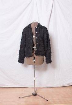 Vintage Fringe Jacket (Med.) I LOVE THIS JACKET!!