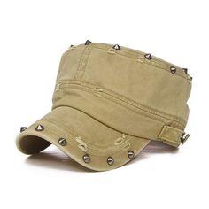 [AETRENDS] Winter Flat Cotton Military Cap New Fashion Women's Hats gorras planas Z-1571