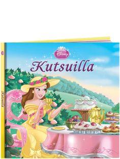 Prinsessat, Kutsuilla -kirjan kahdessa hauskassa tarinassa vietetään juhlahetkiä arjen keskellä. Belle järjestää lumottujen ystäviensä kanssa Hirviölle teekutsut, mutta kömpelö Hirviö ei osaakaan käyttäytyä ihan toivotulla tavalla. Mikä olisikaan parempi tapa hyvittää sotku kuin järjestää Bellelle puutarhajuhlat! Prinsessa Aurora taas kutsuu hyvät haltijatarkummit luokseen yökylään. Pyjamat päälle, ja juhla voi alkaa!