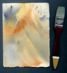 Negative Painting by Linda Kemp