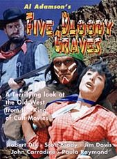 Five Bloody Graves  - FULL MOVIE - Watch Free Full Movies Online: click and SUBSCRIBE Anton Pictures  FULL MOVIE LIST: www.YouTube.com/AntonPictures - George Anton -   AL ADAMSON Cult Classic! Horror Maniacs out west!  13 likes, 2 dislikes