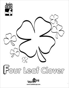Enjoy a field of clovers from USA Kids cups just in time for St. Patrick's Day!