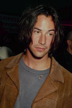 Keanu Reeves Point Break Hair | www.pixshark.com - Images ...