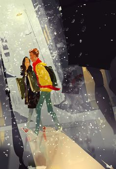 Snow in July. by PascalCampion on DeviantArt