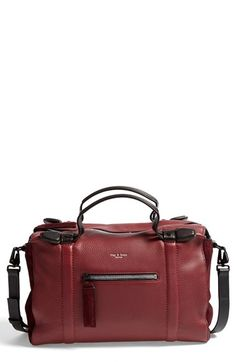 rag+&+bone+'Aston'+Leather+Satchel+available+at+#Nordstrom