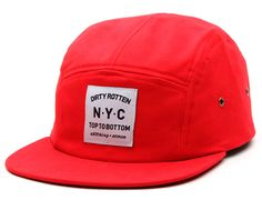 Dirty Rotten 5-Panel Hat by aNYthing x ATMOS