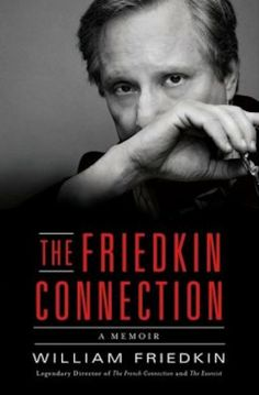 Friedkin's had rather a rocky go of filmmaking success; his first four films were flops, his next two (The French Connection and The Exorcist) were critical and commercial smashes, and then he went on a losing streak that was further complicated by his hot temper and difficult reputation. His new book is admirably candid about both the good and the bad; he's accumulated decades of great stories, and his naming-names approach to the inner workings of Hollywood is endlessly compelling.