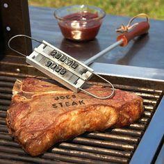 BBQ Branding Iron $15.00