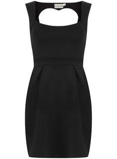 Black cut out dress | us.dorothyperkins.com
