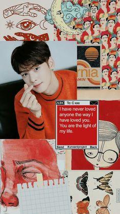 Astro Wallpaper, Out Of My League, Cha Eun Woo Astro, Seo Kang Joon, Light Of My Life, Kpop Aesthetic, My Crush, Asian Boys, To My Future Husband