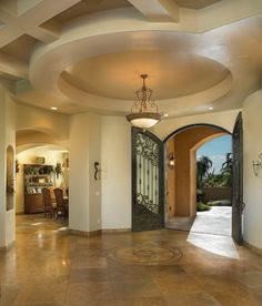 Iron Entry Doors Entry Mediterranean with Arched Door Arched Doorway