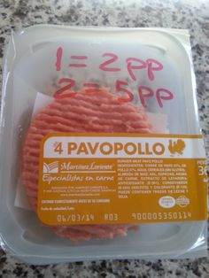 pavo pollo Mercadona Food And Drink, Healthy Recipes, Recipes, Spices, Sweet And Saltines, Chicken, Dieting Foods, Health Recipes, Healthy Cooking Recipes