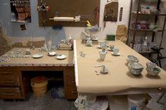 Ceramics Studio at LSU