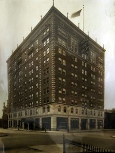 Fort Shelby Hotel - Old photos — Historic Detroit