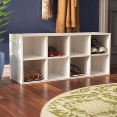 Shop a great selection of 8 Pair Stackable Shoe Rack ClosetMaid. Find new offer and Similar products for 8 Pair Stackable Shoe Rack ClosetMaid. Shoe Storage Solutions, Modular Storage, Shoe Storage Cabinet, Bench With Shoe Storage, Toilet Storage, Vertical Storage, Storage Shelves, Storage Ideas, Seat Storage