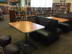 Booths - Cormier Teen Center | by informationgoddess29