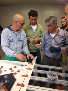 Italian fitters are trained on the use of #COVERLAM in the new #training room of #Grespania's subsidiary in #Italy.  More and more professionals want COVERLAM for their projects and are interested in learning the technique for a perfect result!