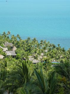Four Seasons Resort, Koh Samui, Thailand