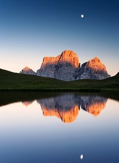 Mount Pelmo, Dolomites - Italy