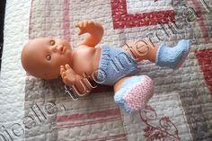 tuto gratuit poupée: chaussons et petite culotte