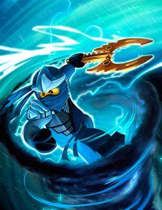 Posters de LEGO Ninjago (Actualizado)