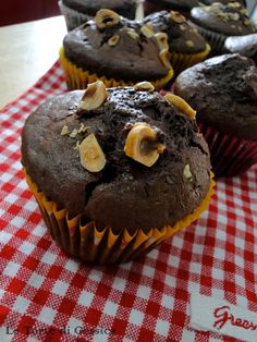 Muffin al cioccolato - Ricetta con e senza Bimby