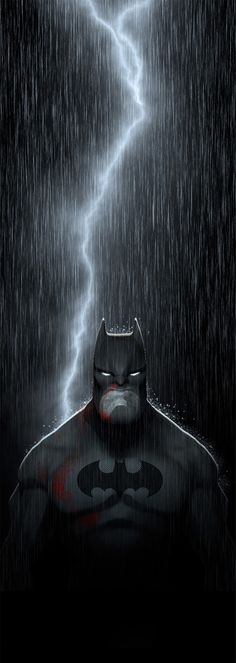 Batman by Abraham Pérez