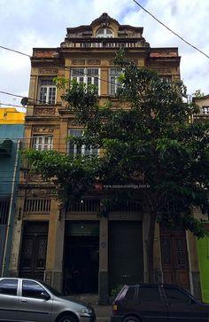 Palacete Momo, rua Vitorino Carmilo, Barra Funda