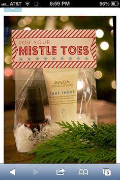 MistleToes - Christmas Goody