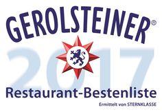 Der Waldgasthof Buchenhain steht auf der Bestenliste 2017 von #Gerolsteiner...