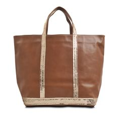 From --->  www.lepry.com Medium Tote + Leather Sequins