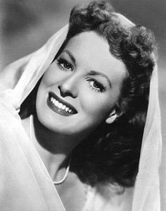 Maureen O'Hara is one of my all-time favorite actresses. Mom in the original The Parent Trap.
