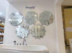 Navado Mirror 0961446565 Luxury Mirror, Mirror Art, Showroom, Bathroom, Home Decor, Mirrors, Mirror, Washroom, Decoration Home