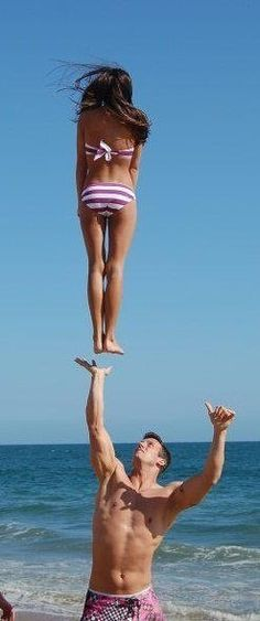 challenge: try explaining this to a non cheerleader(;