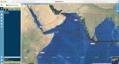 BigOceanData - Geofence Management
