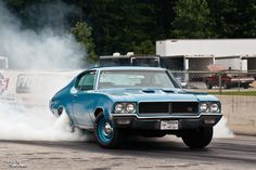 1970 Buick GSX Coupe