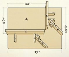 Canadian Woodworking, Woodworking Jig Plans, Woodworking Equipment, Woodworking Magazine, Woodworking Workshop, Woodworking Techniques, Woodworking Projects, Wood Turning Projects, Diy Wood Projects