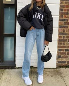 streetwear fashion 25 Fashion Guide Back to School Outfits You Dont Want to Miss ~ Fashion amp; Teenager Mode, Teenager Outfits, College Outfits, Teenager Fashion, College Style, Cute Casual Outfits, Retro Outfits, Casual Chic, Cute Easy Outfits For School