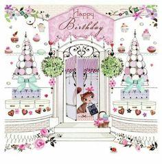 Happy birthday (Lynn Horrabin)