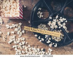 Popcorn, Cinéma - Images gratuites sur Pixabay