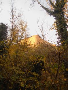 Casa del  Sol desde el Valle del Clamores. XI-2015