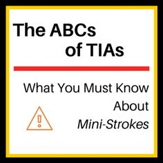 How serious is a mini-stroke or TIA (transient ischemic attack)? TIAs have the same symptoms as strokes: facial drooping, limb weakness and impaired speech. What Is Dementia, Recovering From A Stroke, Transient Ischemic Attack, Brain System, Stroke Recovery, Gambling Addiction, Heart Attack Symptoms, Healthy Cholesterol Levels, Heart Disease