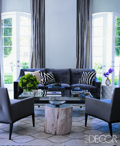 Monique Lhuillier - ELLEDecor.com